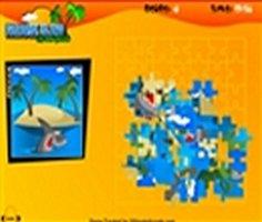 Köpek Balığı Puzzle